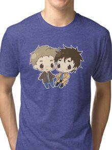 Destiel Tri-blend T-Shirt