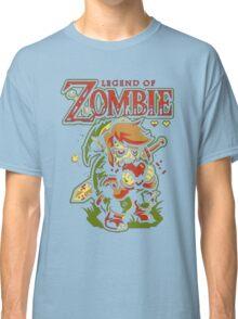 Legend of Zelda Zombie Classic T-Shirt
