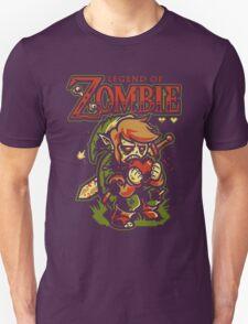 Legend of Zelda Zombie T-Shirt