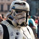 Zombie Storm Trooper by Josef Pittner
