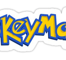 Pokeymans Sticker