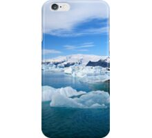 Iceland Icebergs iPhone Case/Skin