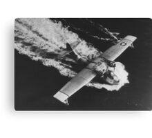 USCG PBY Catalina Canvas Print