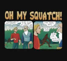 Oh My Squatch! Kids Clothes