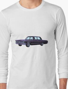 1965 Plymouth Fury I Long Sleeve T-Shirt