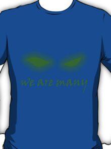 Ermac Eyes (outerglow) T-Shirt