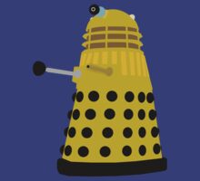 Enemies of the Doctor #3 - The Daleks by Ebonrook