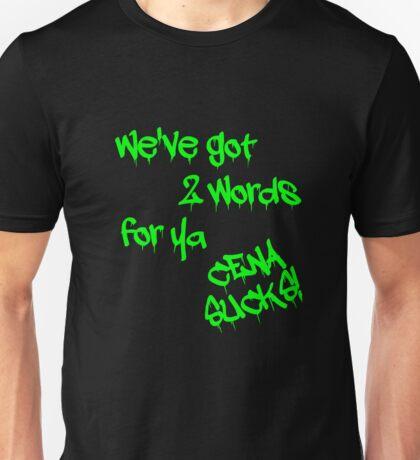 DX Cena Sucks Unisex T-Shirt