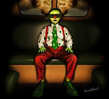 Back of the Bus Clown! by ChasSinklier