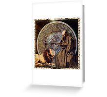 Ayreon - Fan Art The Theory of Everything Part 2 Greeting Card