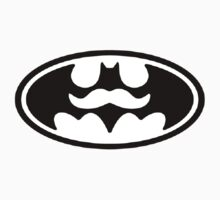 Movember batman by lewislinks