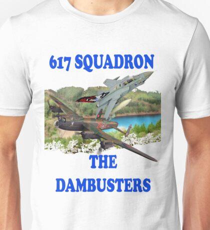 The Dambusters 617 Squadron Tee Shirt 2 Unisex T-Shirt