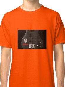 Bass Guitar Classic T-Shirt