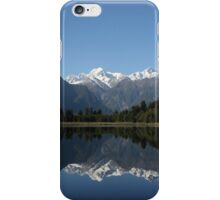 Lake Matheson - New Zealand iPhone Case/Skin