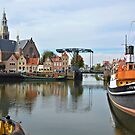 Maassluis - Netherlands by Arie Koene