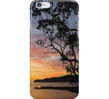 Great Barrier Island Sunset - New Zealand iPhone Case/Skin