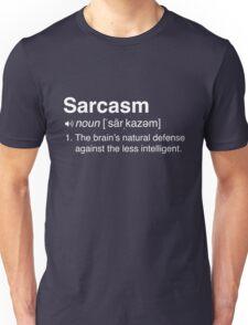 Funny Sarcasm Definition Unisex T-Shirt