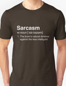 Funny Sarcasm Definition T-Shirt