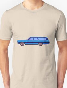 1965 Plymouth Fury I Unisex T-Shirt