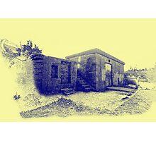 Shoebury Garrison Photographic Print