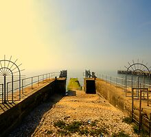 Shoebury Garrison by Nigel Bangert
