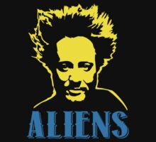 Giorgio A. Tsoukalos (  Ancient Aliens )  by BUB THE ZOMBIE
