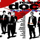 Reservoir Docs (Print) by B4DW0LF