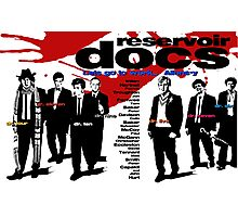 Reservoir Docs (Print) Photographic Print