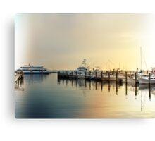 Sunrise In The Harbor - Atlantic Highlands - NJ Canvas Print