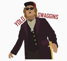 Bilbo Baggins meets Yolo Swaggins by RockandRoll Maker