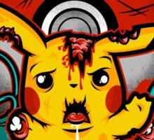 Zombiemon Sticker