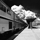 Amtrak by kalikristine
