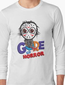 Gore and Horror Long Sleeve T-Shirt