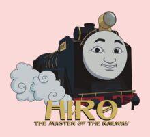The Master of the Railway Kids Tee