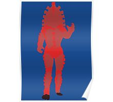 Enemies of the Doctor #4 - The Zygons Poster