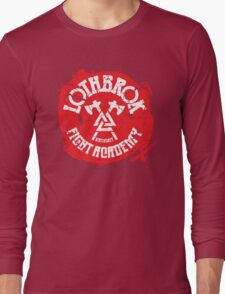 Lothbrok Fight Academy Long Sleeve T-Shirt