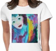 Transformation Womens Fitted T-Shirt