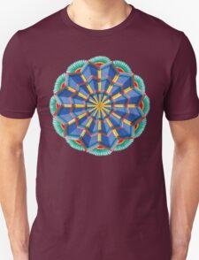 Star Power Mandala #1 T-Shirt T-Shirt