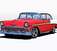 1956 Chevrolet Bel Air  by DaveKoontz