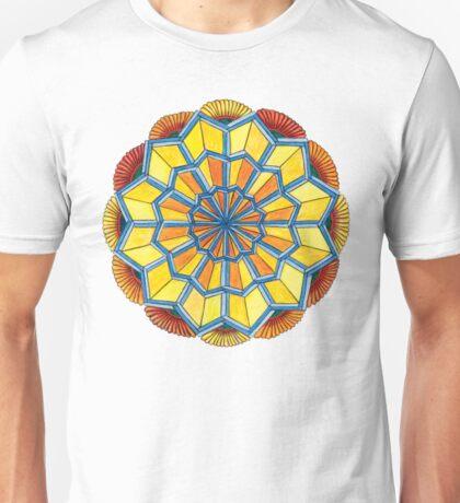 Star Power Mandala #2 T-Shirt Unisex T-Shirt