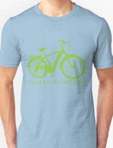 Human Powered T-Shirt