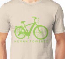 Human Powered Unisex T-Shirt