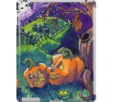 Spooky Pumpkins iPad Case/Skin