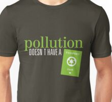 Passport Unisex T-Shirt