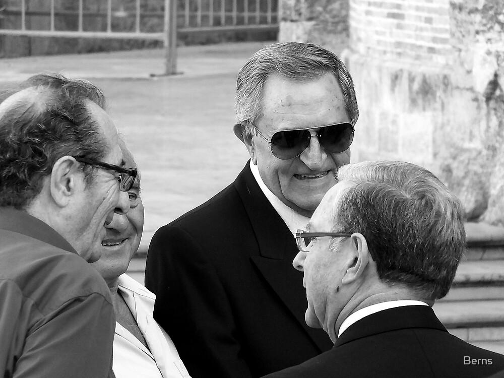Los Amigos by Berns