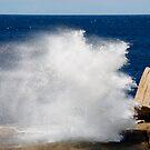 Bicheno Blow Hole, Tasmania by Keith Midson