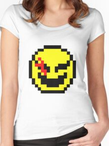 Who Watches the Key Watchers? Women's Fitted Scoop T-Shirt