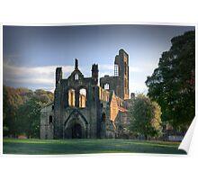 Kirkstall Abbey Poster