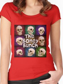 The Boney Bunch Women's Fitted Scoop T-Shirt