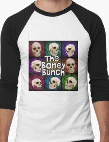 The Boney Bunch Men's Baseball ¾ T-Shirt
